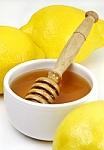 la miel y el limón